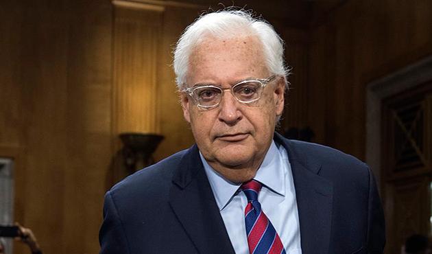 Tel Aviv Büyükelçisi, Abbas'ın eleştirilerini hazmetmeye çalışıyor