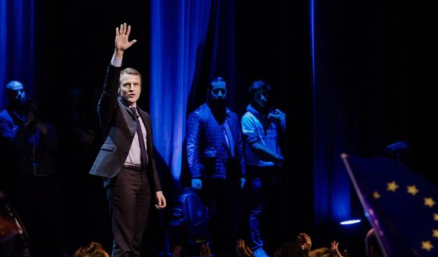 Hollande'ın ekibinden Macron'a büyük destek