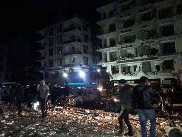Şanlıurfa Viranşehir'de terör saldırısı: 1'i çocuk 2 şehit