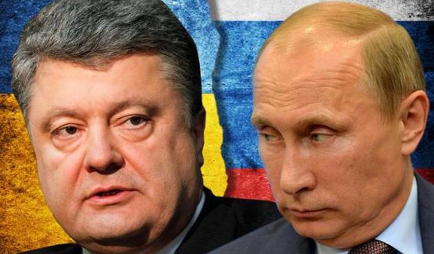 Poroşenko Rusya'ya çattı