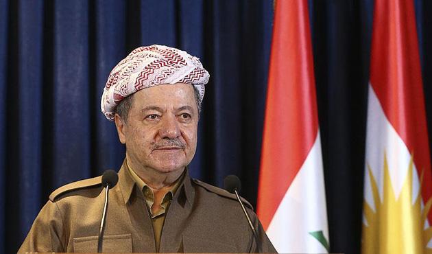 IKBY Başkanı Barzani'den Suriye mesajı