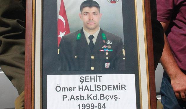 Şehit Ömer Halisdemir davasında 18 ağırlaştırılmış müebbet