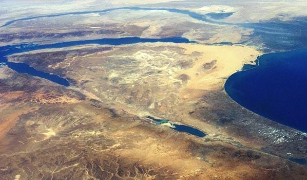 Sina'dan İsrail'e iki roket mermisi atıldı