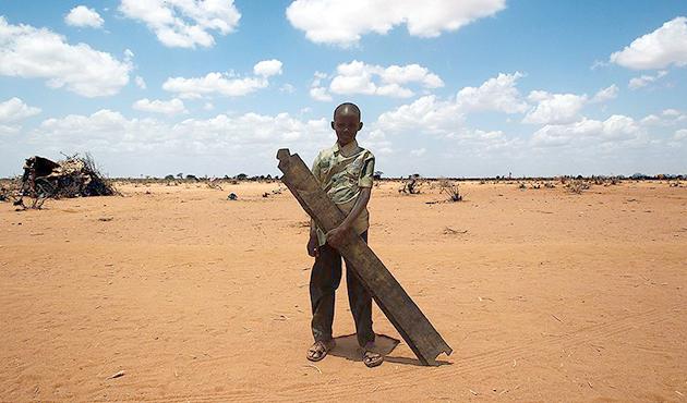 UNICEF'ten Afrikalı çocuklar için acil yardım çağrısı