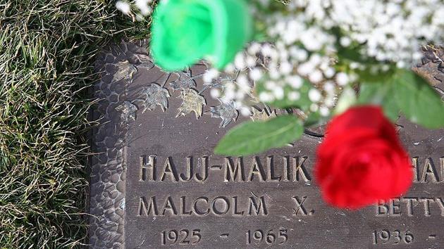 Malcolm X vefatının 52. yılında anıldı | FOTO