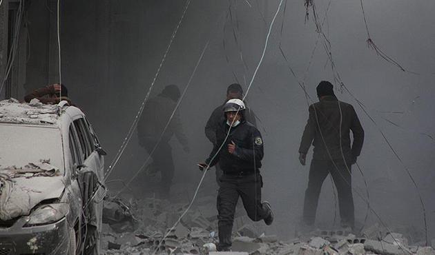 Esed rejimi Şam'da sivilleri vurdu: 20 ölü,100 yaralı