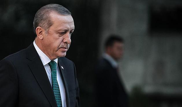 Erdoğan, Meclis Başkanı Kahraman'ı ziyaret etti