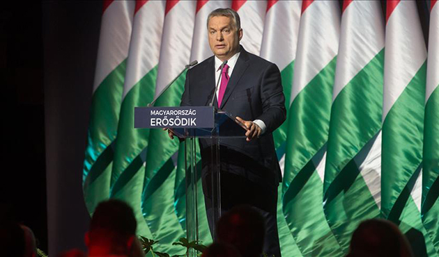 Macaristan Hristiyan Avrupa istiyor