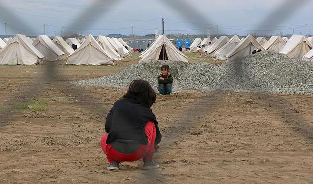 UNICEF'ten çocuk mülteciler uyarısı