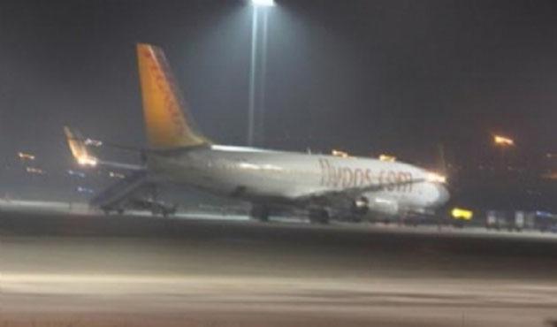 Sabiha Gökçen Havalimanı'nda sis alarmı