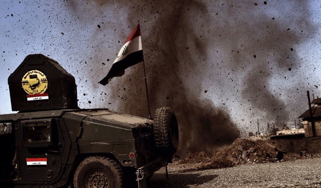 Musul'da DEAŞ'ın yolu kapatıldı