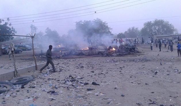 Köye inen Boko Haram'la çatışma: 18 ölü