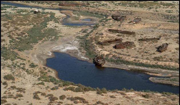 Aral Gölü havzasına turizm yatırımı