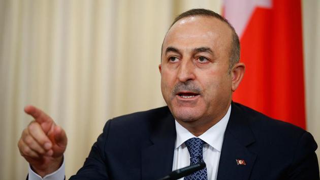 Çavuşoğlu: YPG Münbiç'ten çekilmezse vururuz