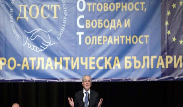 Bulgaristan seçimlerine DOST damgası
