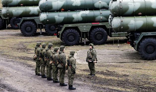 Rusya, Kırım'daki S-400'lerin sayısını arttıracak