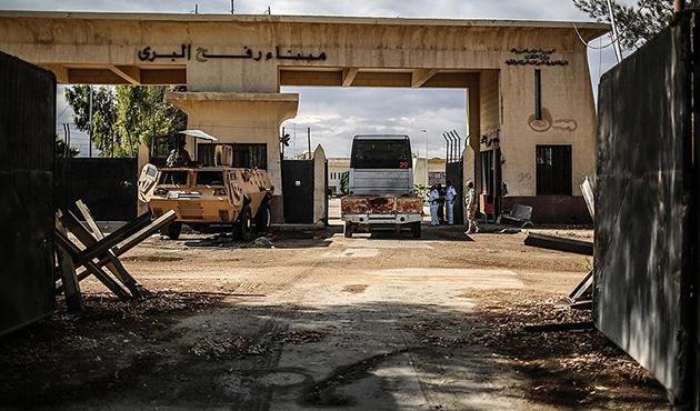 Refah Sınır Kapısı 'geçici' olarak açılacak