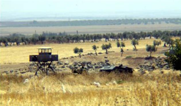 Askeri yasak bölgeye giren 48 kişi gözaltına alındı