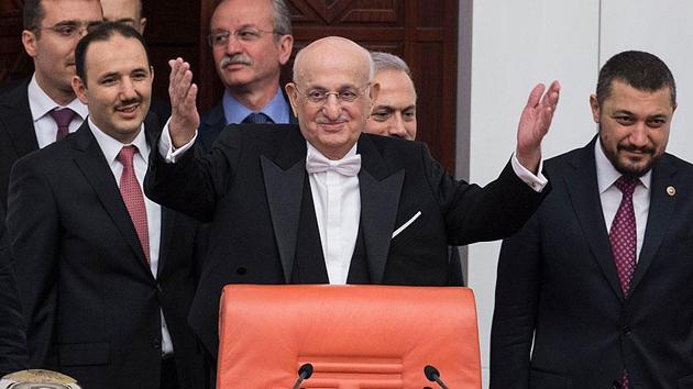 Kahraman yeniden Meclis Genel Kurulunda