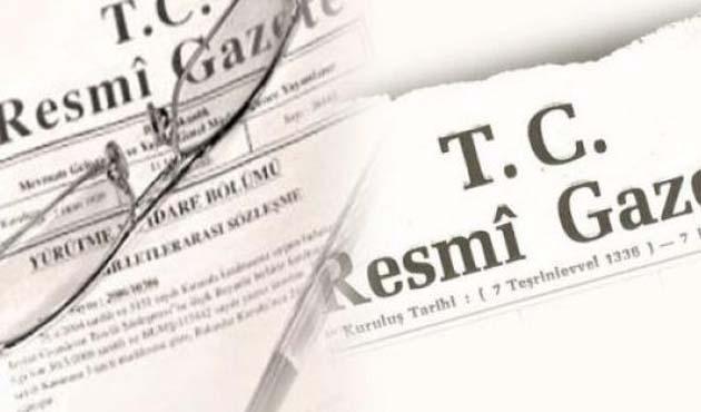 'Torba kanun' Resmi Gazete'de yayımlandı