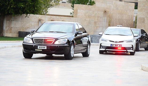 Genelkurmay Başkanlarının Antalya'daki üçlü zirvesi sona erdi