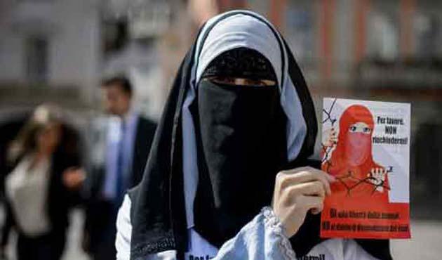 İsviçre'de burka yasağına ret