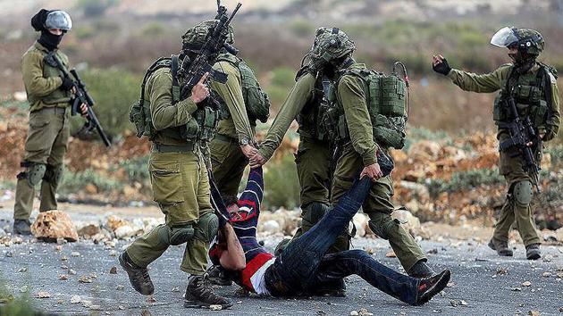 Askeri bölgeye giren 43 kişi gözaltına alındı