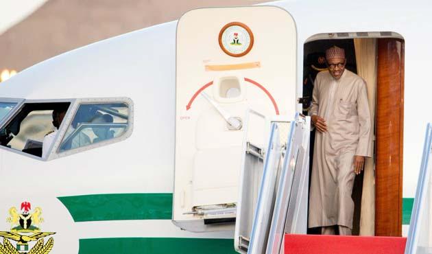 Nijerya Devlet Başkanı Buhari ülkesine döndü