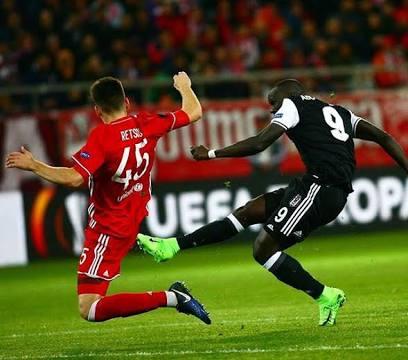 Beşiktaş Yunanistan'dan ümitli dönüyor