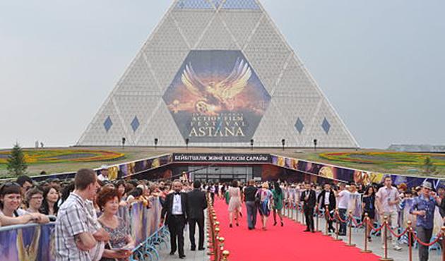 Kazakistan'da 'Aylık Türk Filmleri Günü' etkinliği