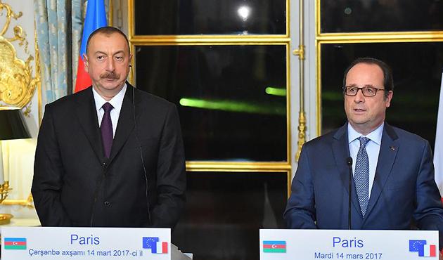 Fransa Cumhurbaşkanı Hollande'den diyalog çağrısı