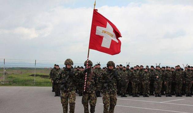 İsviçre askerleri 2020'ye kadar Kosova'da