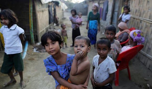 ERC Başkanı'ndan AB ve BM'ye Myanmar eleştirisi