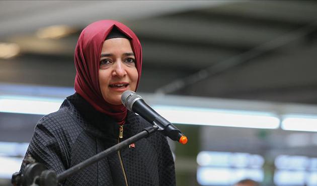 Aile Bakanı Kaya'dan 'kadın programlarına' eleştiri