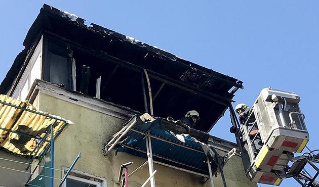 Tarlabaşı'ndaki yangında 3 küçük çocuk öldü