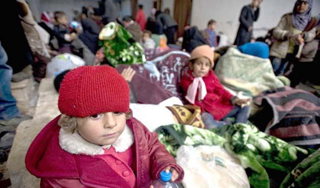 Suriye'de bölgesel tahliyeler devam ediyor