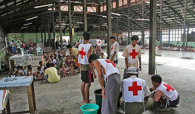 Kızılay ve Kızılhaç'tan Arakanlı Müslümanlar için yardım çağrısı