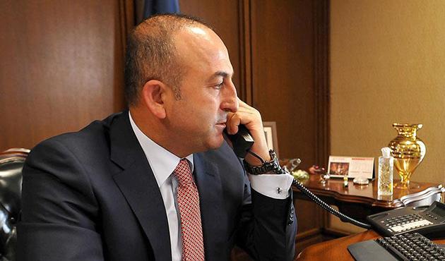 Çavuşoğlu ABD'li bakan ile Gülen'in iadesini görüştü