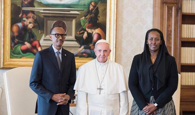 Papa'dan Ruanda soykırımı özrü