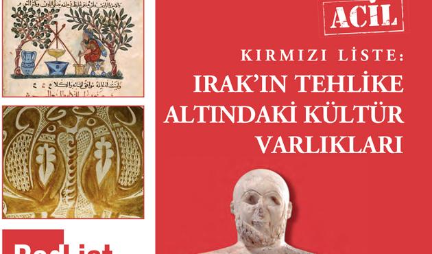 Irak'ın 'Acil Kırmızı Liste'si Türkçeye çevrildi