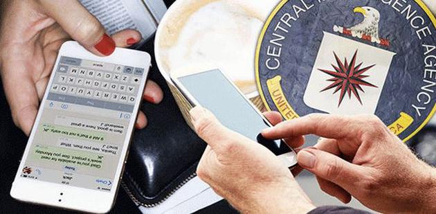 Wikileaks'ten CIA'in iPhone'lara sızdığı iddiası