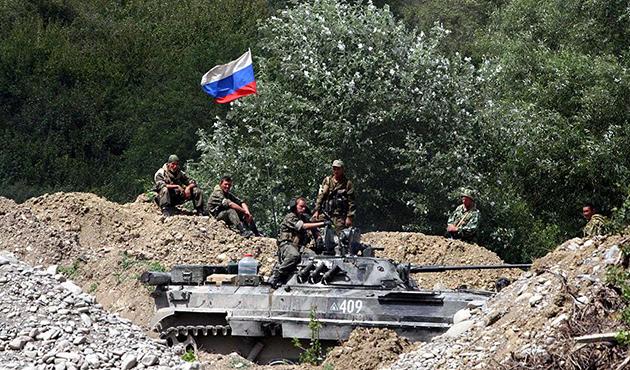 Çeçenistan'da 6 Rus askerin öldüğü saldırıyı DEAŞ üstlendi