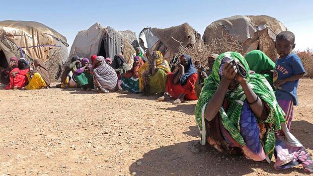 Kuraklığın pençesindeki Somali için acil yardım çağrısı