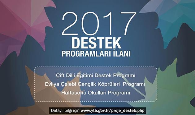 YTB'den gençlere 3 farklı destek programı