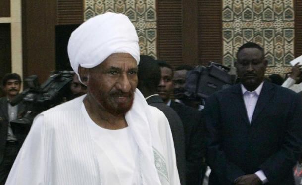 Sudan ana muhalefetinden Arap liderlere 'JASTA' çağrısı