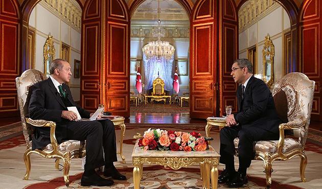 Erdoğan'dan Hakan Şükür ve Arif Erdem'in ihraçlarına ilişkin açıklama