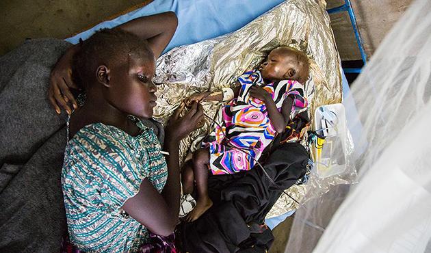 UNICEF'ten 4 ülke için 'zaman tükeniyor' uyarısı