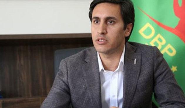 DBP Eş Genel Başkanı hakkında yakalama kararı