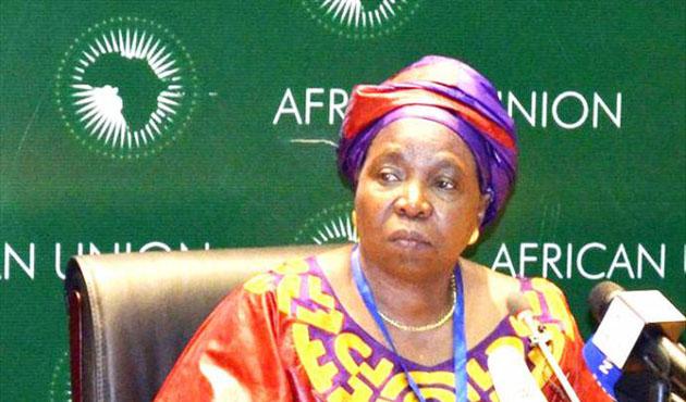 Eski Afrika Birliği Başkanı Zuma'dan Filistin'e destek