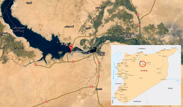 DEAŞ baraja saldırdı
